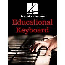 SCHAUM Piano Pieces & Puzzles (Level 2 Upper Elem Level) Educational Piano Book by Al Rita