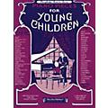 Music Sales Piano Pieces for Young Children Music Sales America Series Softcover thumbnail