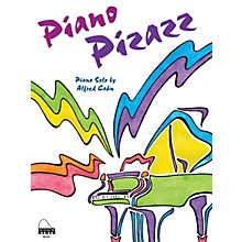 SCHAUM Piano Pizazz Educational Piano Series Softcover