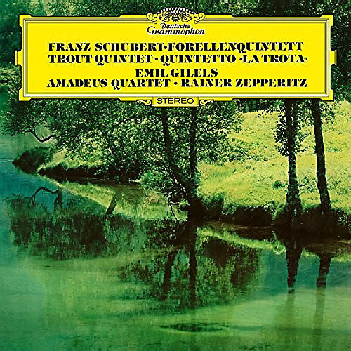 Alliance Piano Quintet in a D.667: The Trout / String Quart