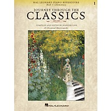 Hal Leonard Piano Repertoire - Journey Through The Classics Book 1 Elementary