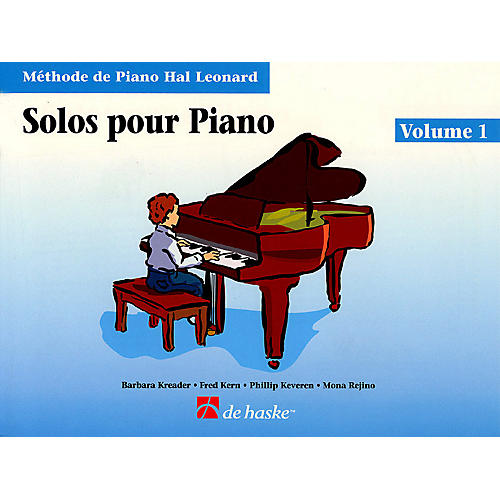 Hal Leonard Piano Solos Book 1 - French Edition Education Piano Lib French Ed Series by Various (Book 1)