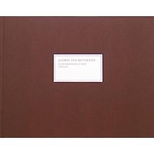 G. Henle Verlag Piano Sonata A Major Op. 101 (Facsimile) Henle Facsimile Series Hardcover