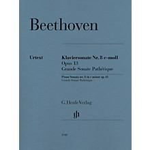 G. Henle Verlag Piano Sonata No. 8 in C Minor, Op. 13 (Grande Sonata Pathétique) by Beethoven