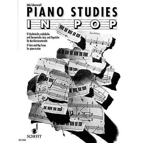 Schott Piano Studies in Pop Schott Series