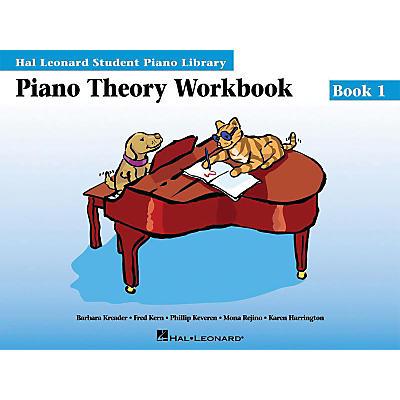 Hal Leonard Piano Theory Workbook 1 HLSPL
