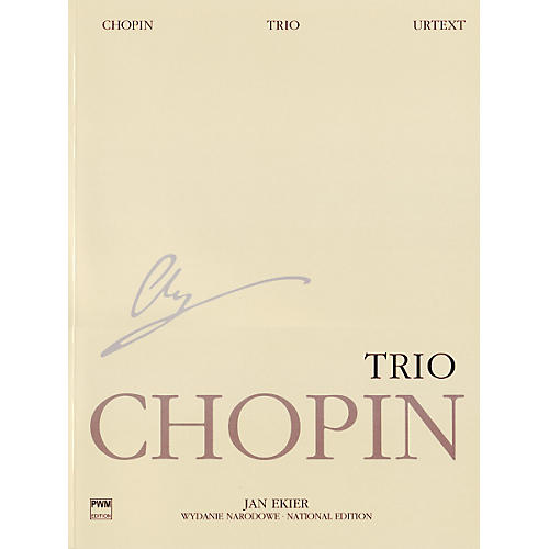 Carl Fischer Piano Trio Op. 8 Book