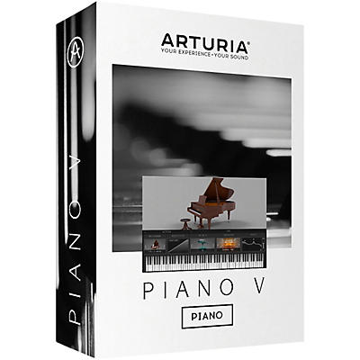 Arturia Piano V2 (Software Download)