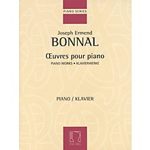 Max Eschig Piano Works (Oeuvres pour Piano) Editions Durand Series Composed by Joseph Ermend-Bonnal