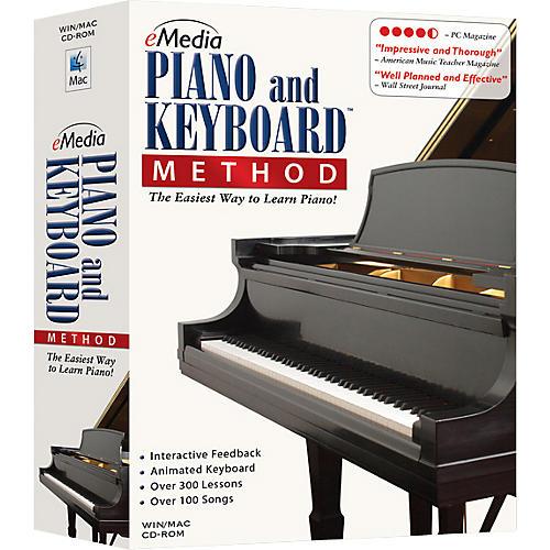 Emedia Piano and Keyboard Method Version 2.0