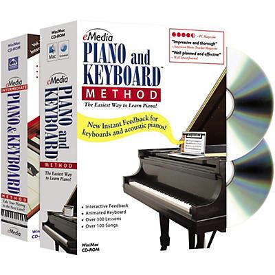 eMedia Piano and Keyboard Method