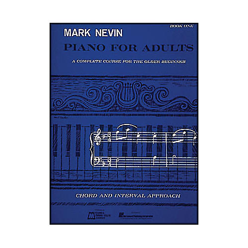 Hal Leonard Piano for Adults Book 1