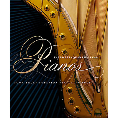 EastWest Pianos - Bosendorfer 290 Gold