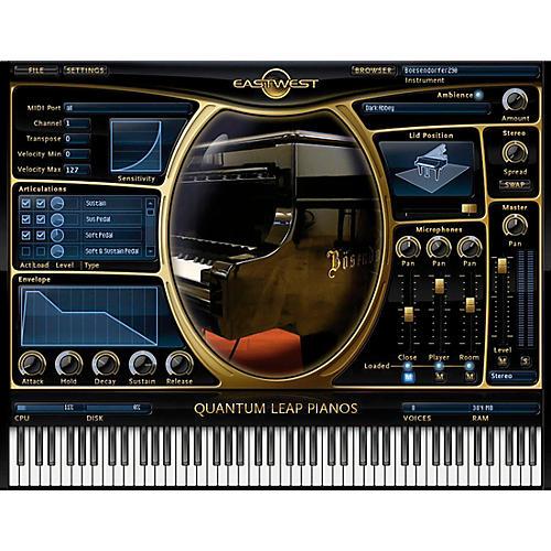 EastWest Pianos - Bosendorfer 290