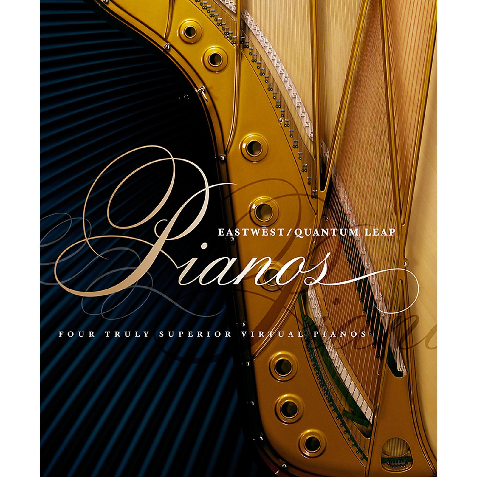 EastWest Pianos - Yamaha C7 Gold