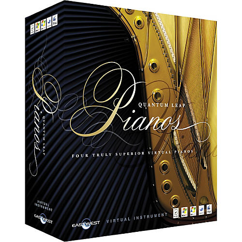 EastWest Pianos Virtual Instruments Collection