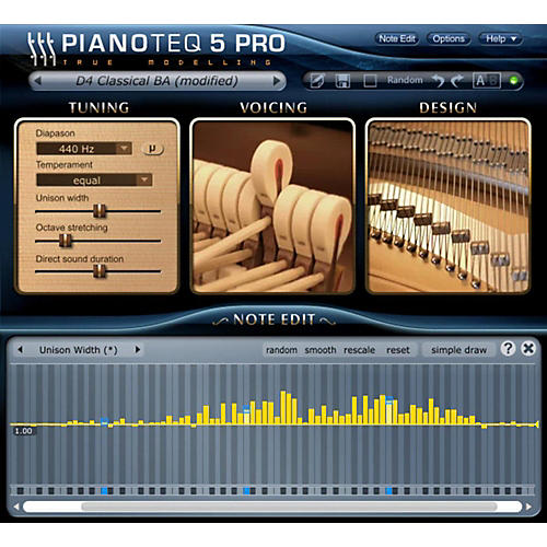 Modartt Pianoteq 5 Pro Software Download