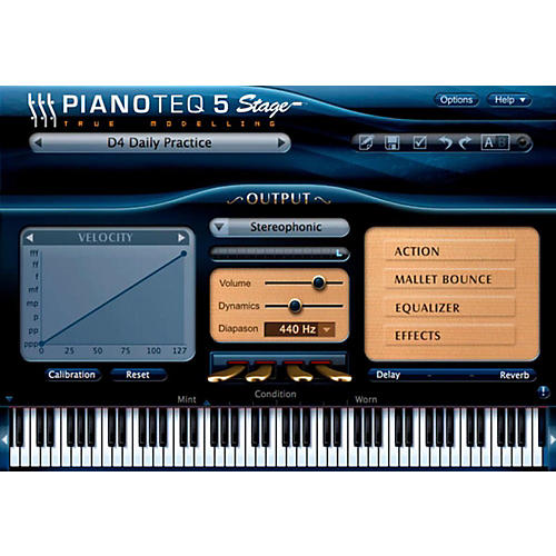 Modartt Pianoteq 5 Stage Software Download