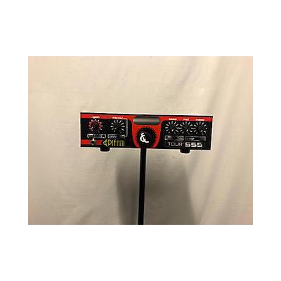 Epifani Piccolo 555 Bass Amp Head