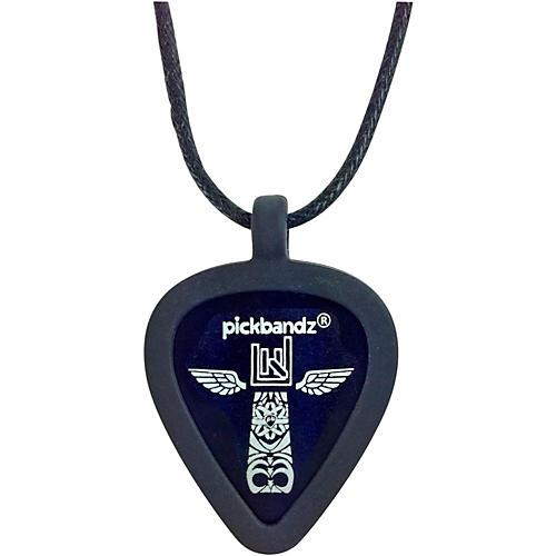 Pickbandz Pick-Holding Pendant/Necklace Epic Black