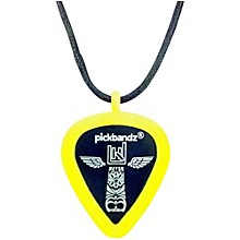 Pick-Holding Pendant/Necklace Mellow Yellow