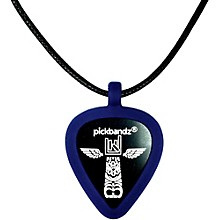 Pick-Holding Pendant/Necklace Midnight Blue