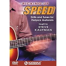 Homespun Picking Up Speed (DVD)