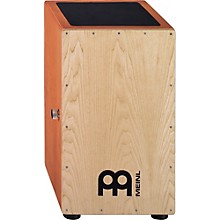 Open Box Meinl Pickup Snare Cajon with American White Ash Frontplate