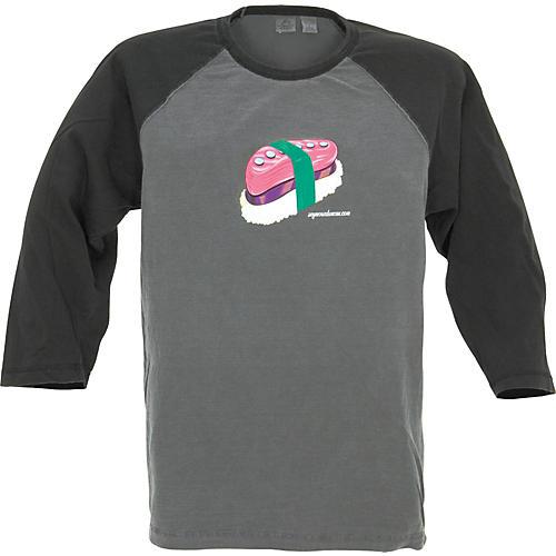 Seymour Duncan Pickup Sushi Baseball Shirt