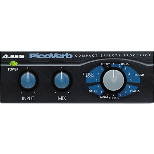 alesis picoverb digital multi effects processor musician 39 s friend. Black Bedroom Furniture Sets. Home Design Ideas