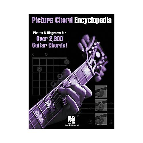 Hal Leonard Picture Chord Encyclopedia Book