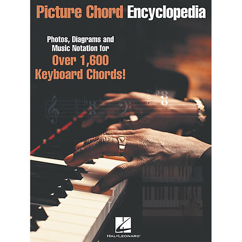 Hal Leonard Picture Chord Encyclopedia for Keyboard