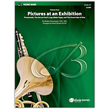 BELWIN Pictures at an Exhibition Conductor Score 2.5 (Easy to Medium Easy)