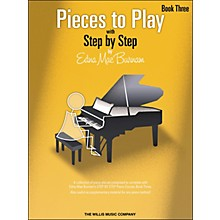 Willis Music Pieces To Play Book 3