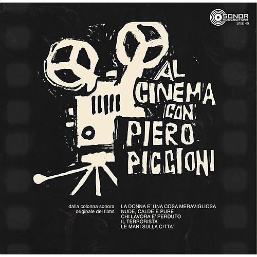 Alliance Piero Piccioni - Al Cinema Con Piero Piccioni