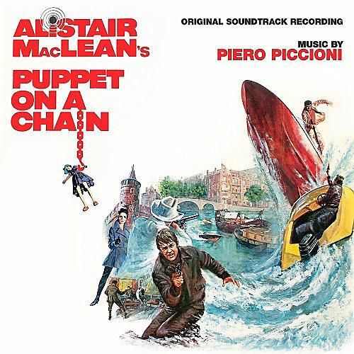 Alliance Piero Piccioni - Puppet On A Chain (original Soundtrack)