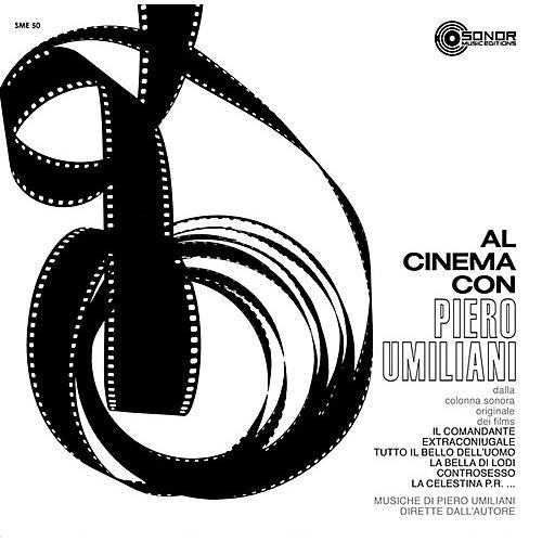 Alliance Piero Umiliani - Al Cinema Con Piero Umiliani