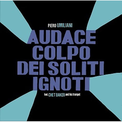 Alliance Piero Umiliani - Audace Colpo Dei Soliti Ignoti (Original Soundtrack)
