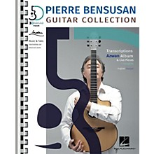 Hal Leonard Pierre Bensusan Guitar Collection - Transcriptions from the Azwan Album, Live Pieces & Insights