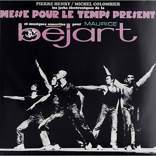 Alliance Pierre Henry - Messe Pour Le Temps