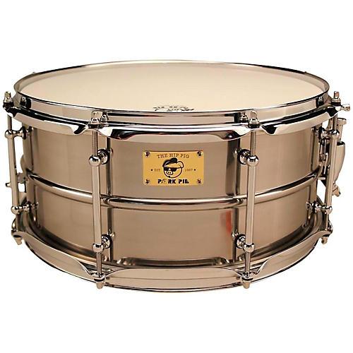 Pork Pie Pig Iron Snare Drum