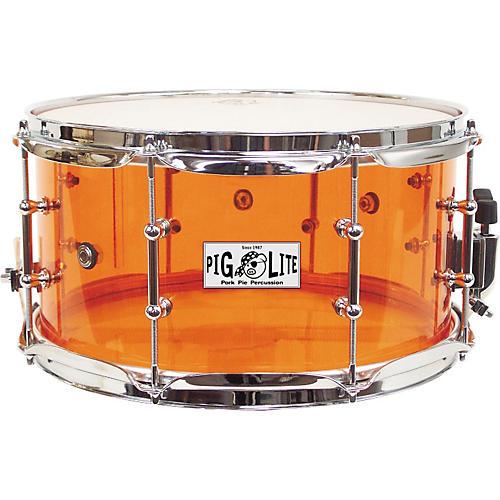 Pork Pie Pig Lite Acrylic Snare Drum