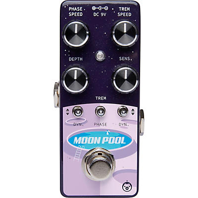 Pigtronix Pigtronix EMTP Moon Pool Tremvelope Phaser Pedal