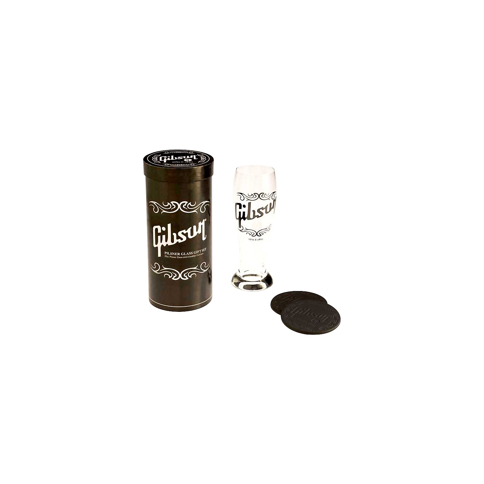 Gibson Pilsner Glass Gift Set