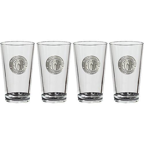 SWR Pilsner Glasses Set of 4