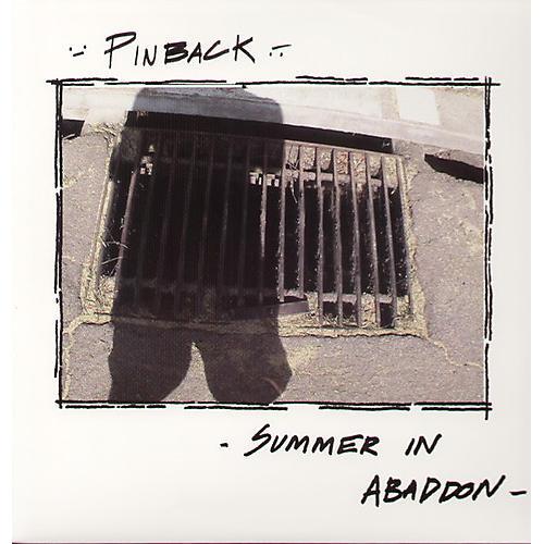 Alliance Pinback - Summer in Abaddon