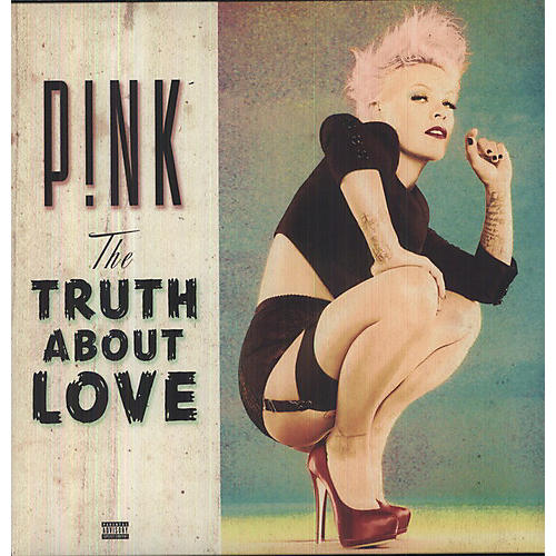 Alliance Pink - The Truth About Love