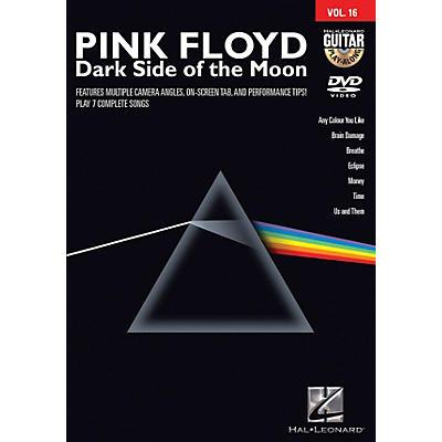 Hal Leonard Pink Floyd - Dark Side of the Moon Guitar Play-Along Series DVD Volume 16