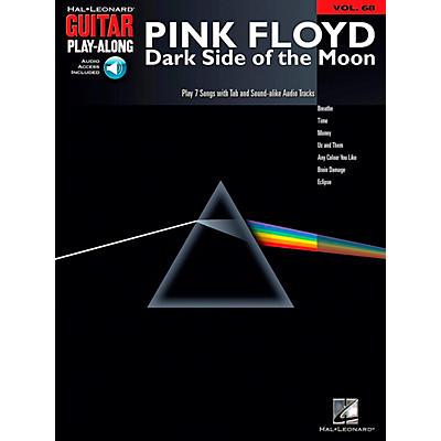 Hal Leonard Pink Floyd - Dark Side of the Moon Guitar Play-Along Volume 68 Book and Online Audio