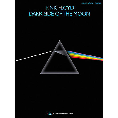 Hal Leonard Pink Floyd - Dark Side of the Moon Piano, Vocal, Guitar Songbook